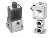 3 Port Solenoid Valve -Direct Operated Poppet Type