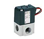 3 Port Solenoid Valve-Direct Operated Poppet Type