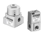 3 Port Solenoid Valve - air Operated Poppet Type