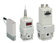 Electro Pneumatic Regulators