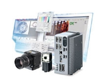 PC-based, flexible image processing system. All-in-One Vision System.