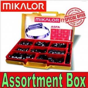 Special Offer on Mikalor hose clips